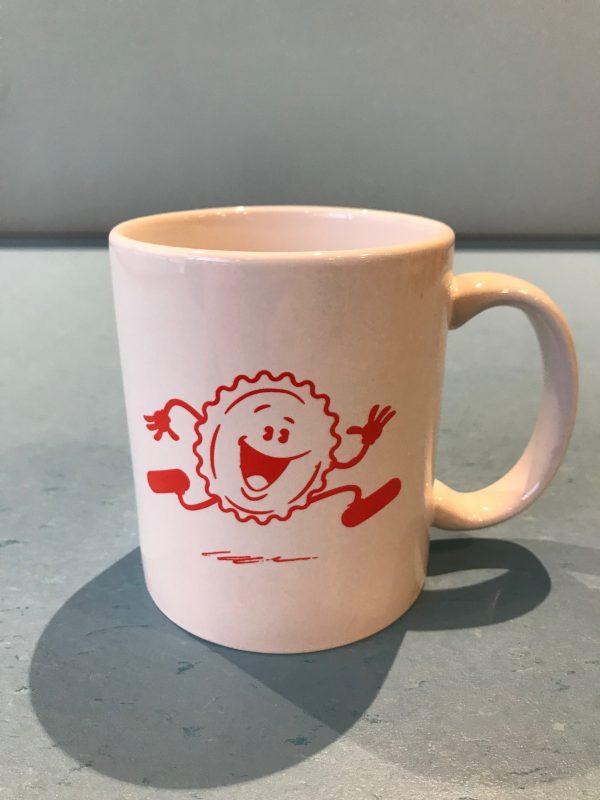 Pie for Breakfast Mug Front